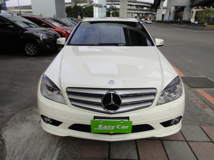 2009 M-Benz 賓士 C-Class