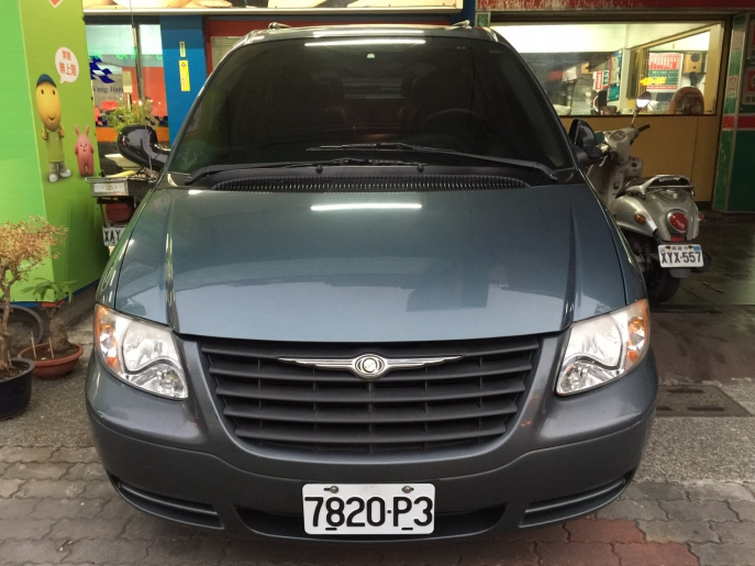 2005 Chrysler 克萊斯勒 Town & Country