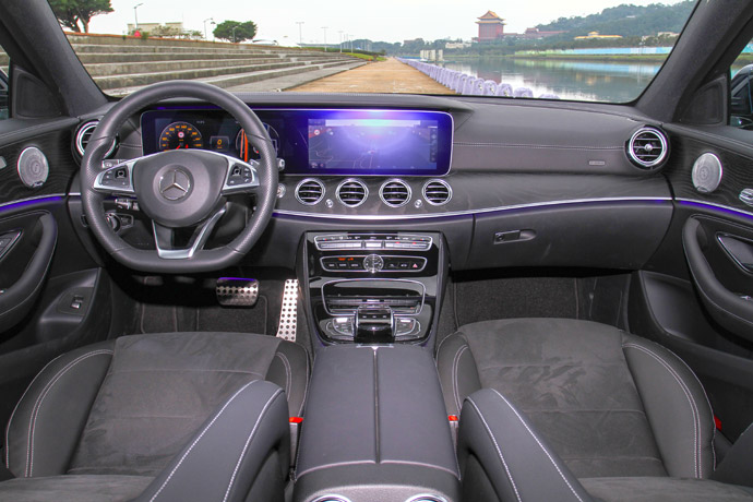 Mercedes-Benz New E 250 Avantgarde