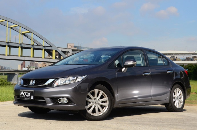 Honda Civic 1.8 VTi-S S-Series