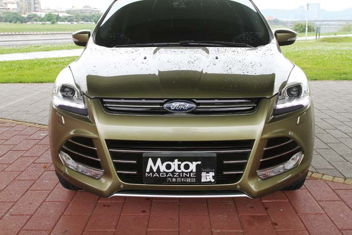 The All-New Ford Kuga 2.0