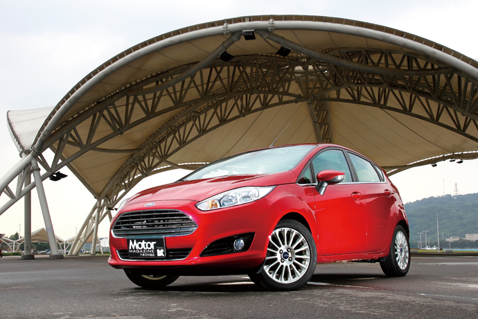 The All-New Ford Fiesta 1.0